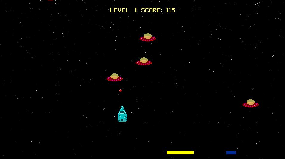 Alien Attack Armada