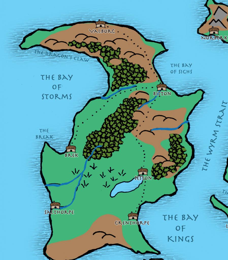 Norkol - island of Vitas