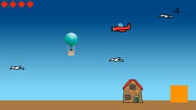 Balloon Run - prototype